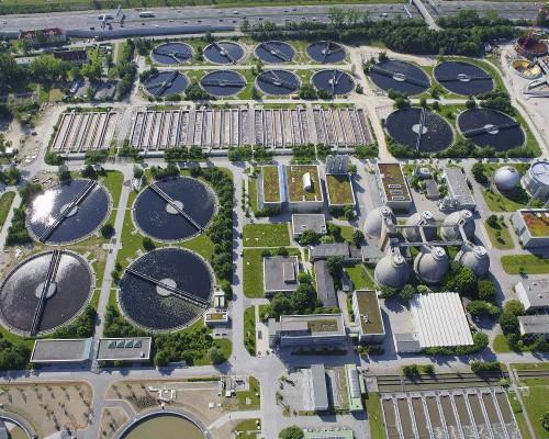 上海白龙湾污水处理厂