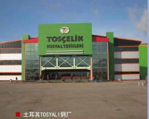 土耳其TOSYALI钢厂