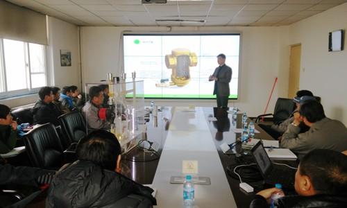 水力平衡与水质处理技术交流会